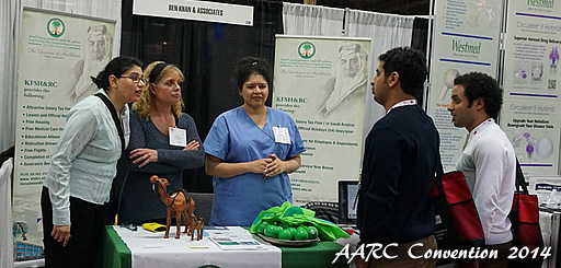 Physician Jobs - AARC Conference 2014