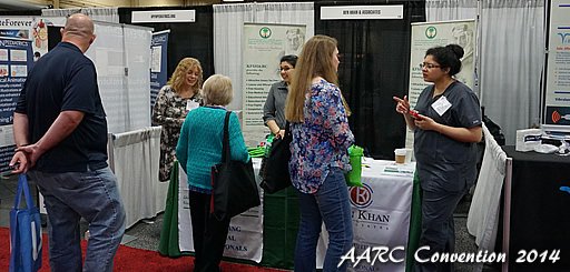 Nursing Career - AARC Conference 2014